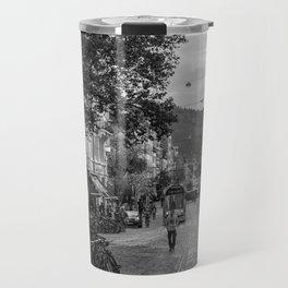 Streets of Freiburg Travel Mug