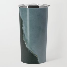 Green Aveturine Point Travel Mug