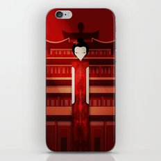 Ladies of Culture Series: China iPhone & iPod Skin
