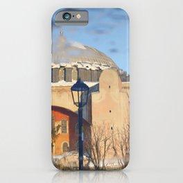 Hagia Sophia in Istanbul,Turkey iPhone Case