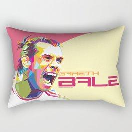 Gareth Bale WPAP #4 Rectangular Pillow