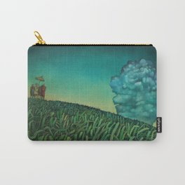 Cluster in the bluster Carry-All Pouch