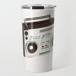 Lo-Fi goes 3D - Boombox Travel Mug