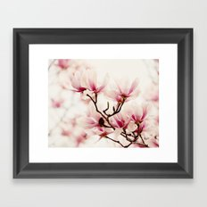 Japanese Magnolia I Framed Art Print