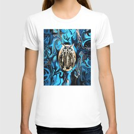 Burn the Midnight Owl T-shirt