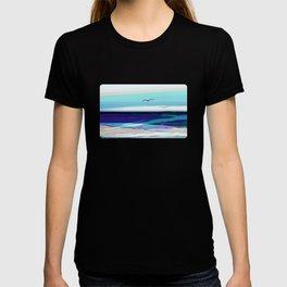 ocean touch no.4a T-shirt