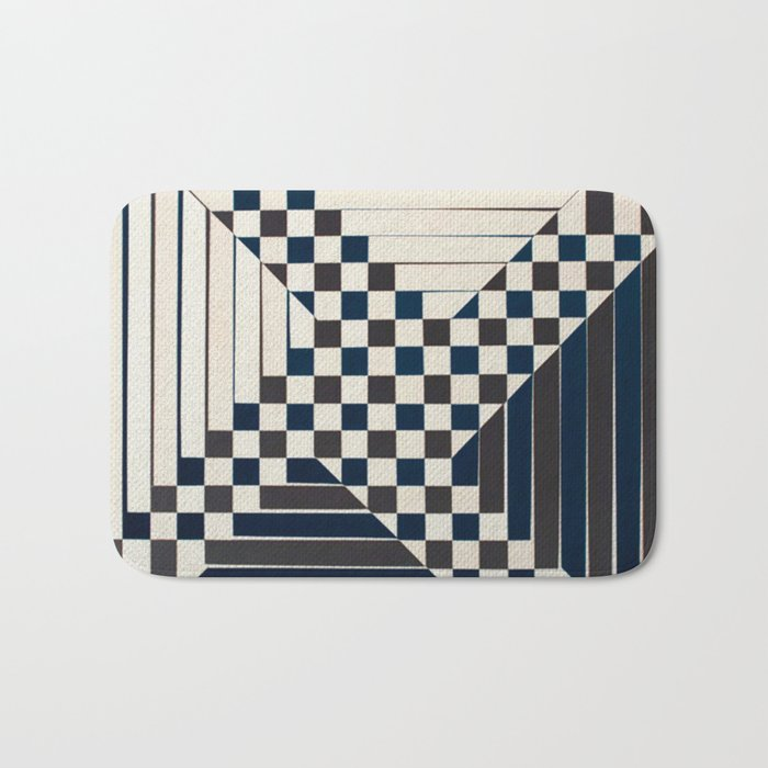 Combined Game Bath Mat