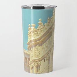 San Francisco Style - Architecture Photography Travel Mug