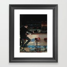 Sophie's Steakhouse Framed Art Print