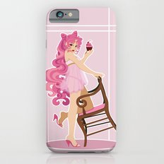 Sailor Moon Pinup - Chibiusa Cupcake iPhone 6s Slim Case