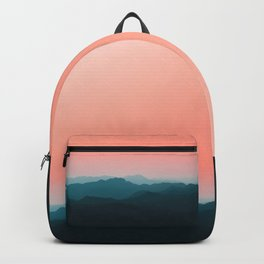 Early morning layers Backpack