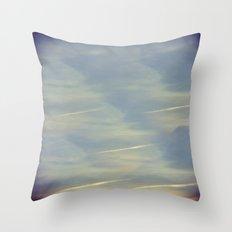 Highline Sunset Throw Pillow