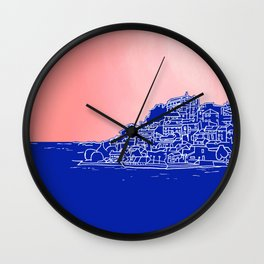 Bracciano Wall Clock