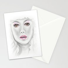 Porcelain Beauty Stationery Cards