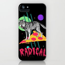 So Radical iPhone Case