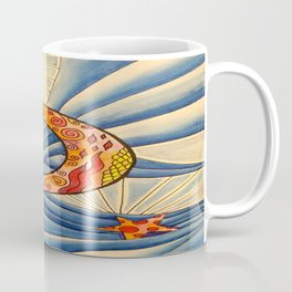 Moon & Stars Coffee Mug