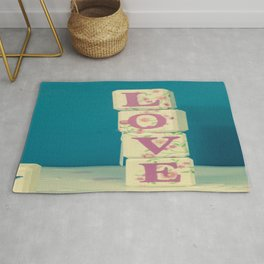 Take A Chance On Love Rug