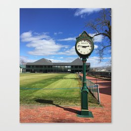 Hall of Fame Time Canvas Print