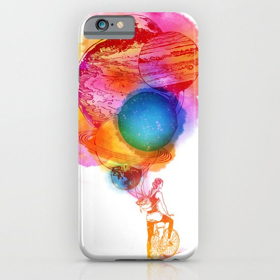 Travel Space iPhone & iPod Case