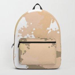 Camouflage desert 1 Backpack