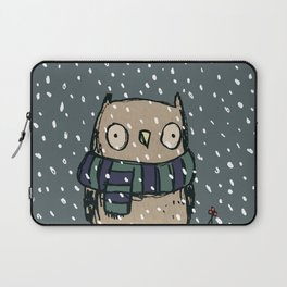 Chilly Owl Laptop Sleeve