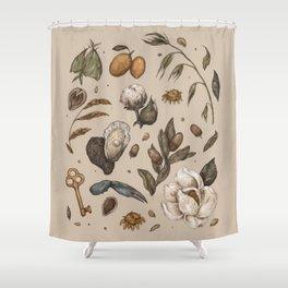 Georgia Nature Walks Shower Curtain
