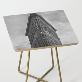 Flat Iron Building - New York Side Table