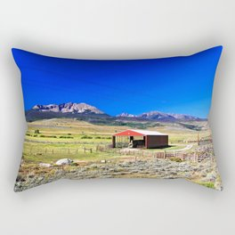 Treeline Rectangular Pillow