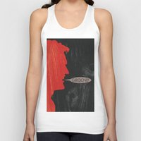 evil dead Tank Tops featuring Evil Dead 2 by bergertime