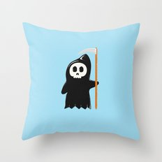 O Death Throw Pillow