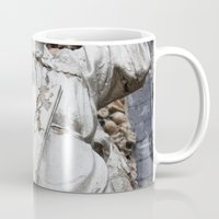 moscow Mugs featuring Statues Moscow by RMK Photography