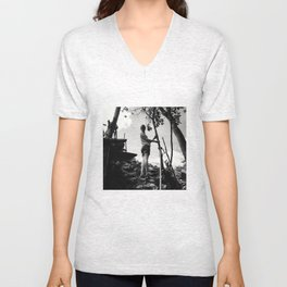 Top of the Jungle Unisex V-Neck