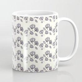 Vintage Floral Patter Coffee Mug