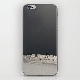 Winter emptyness iPhone Skin