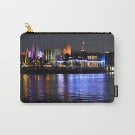 Universal Studios at Night Carry-All Pouch