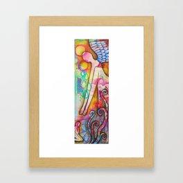 Healing Hands Framed Art Print