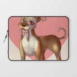 Pittie Love Laptop Sleeve
