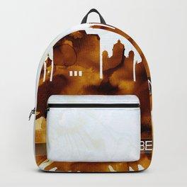 Bern Switzerland Skyline Backpack