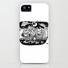 Hell my name is. iPhone Case