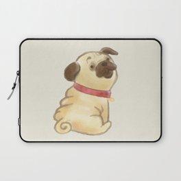 Pug Puppy Laptop Sleeve