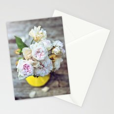 The Last Days of Spring - Old Roses I Stationery Cards