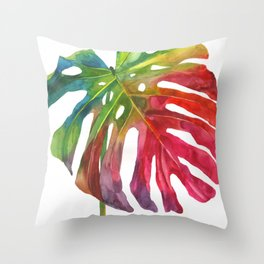 Leaf vol 2 Throw Pillow
