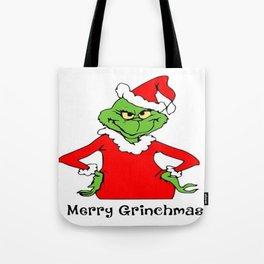 Grinchmas Tote Bag