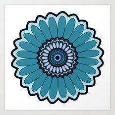 Flower 08 Art Print