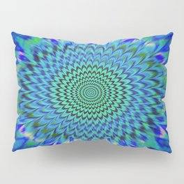 Hypnotix #1 Optical Illusion Pillow Sham