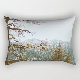 Spring is almost here Rectangular Pillow