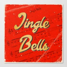 Jingle Bells #1 - A Hell Songbook Edition Canvas Print