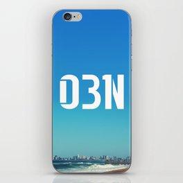 DBN iPhone Skin