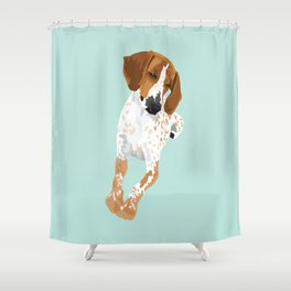 Fresa Shower Curtain