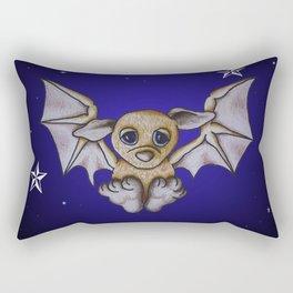 Bubba Bat Rectangular Pillow